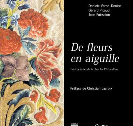 From flowers to needle (De fleurs en aiguille)